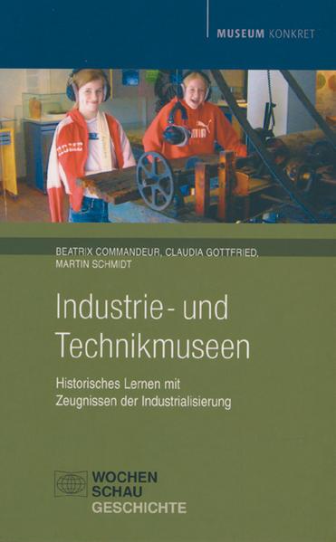 Industrie- und Technikmuseen - Coverbild