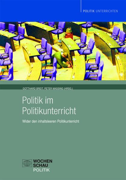 Politik im Politikunterricht - Coverbild