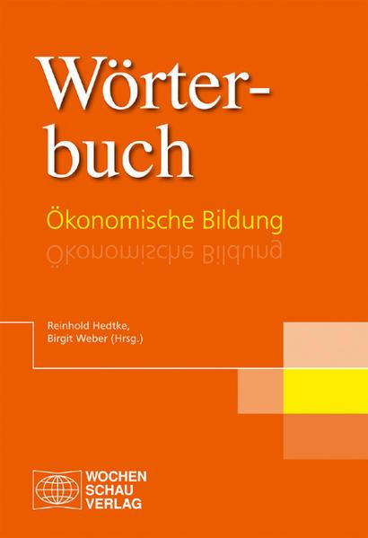 Wörterbuch Ökonomische Bildung - Coverbild