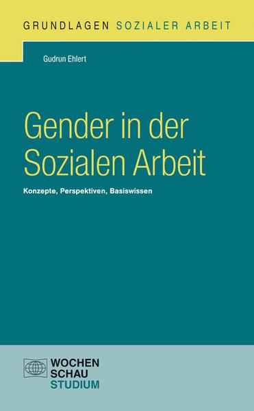 Gender in der Sozialen Arbeit - Coverbild