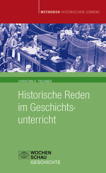 Historische Reden im Geschichtsunterricht - Coverbild