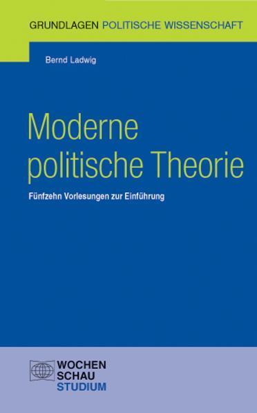 Moderne politische Theorie - Coverbild