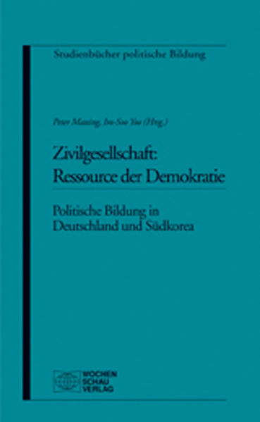 Zivilgesellschaft: Ressource der Demokratie - Coverbild