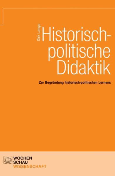 Historisch-politische Didaktik - Coverbild