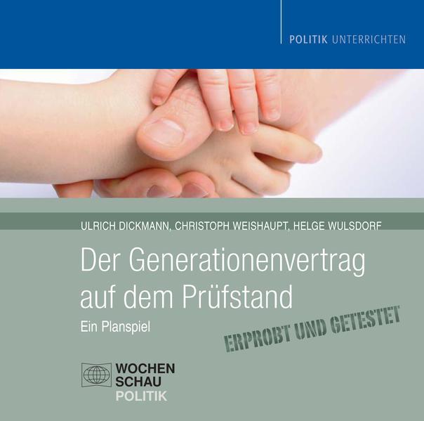 Der Generationenvertrag auf dem Prüfstand  - Coverbild
