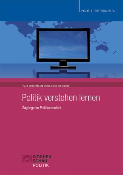 Politik verstehen lernen - Coverbild