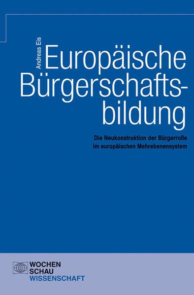 Europäische Bürgerschaftsbildung - Coverbild