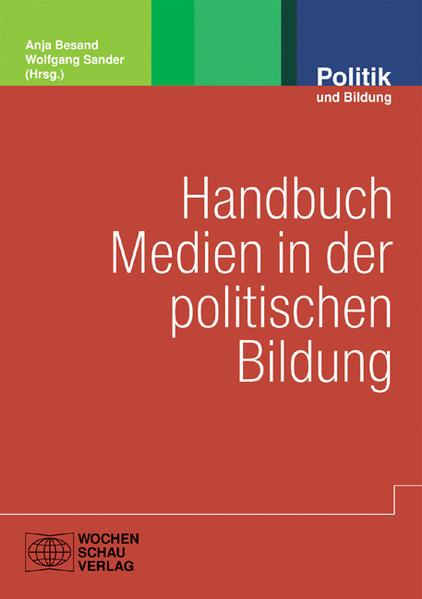 Handbuch Medien in der politischen Bildung - Coverbild