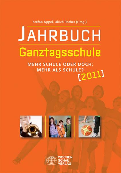 Jahrbuch Ganztagsschule 2011 - Coverbild