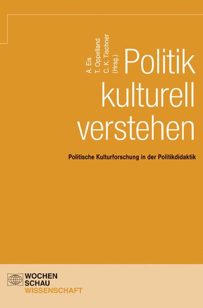 Politik kulturell verstehen - Coverbild