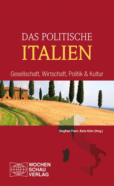 Das politische Italien - Coverbild