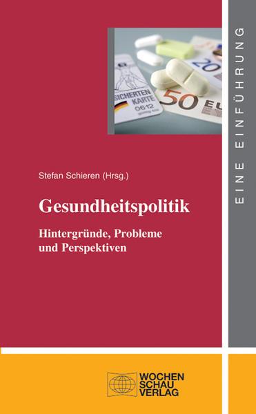 Gesundheitspolitik - Coverbild