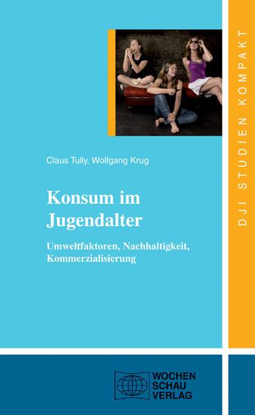 Konsum im Jugendalter - Coverbild