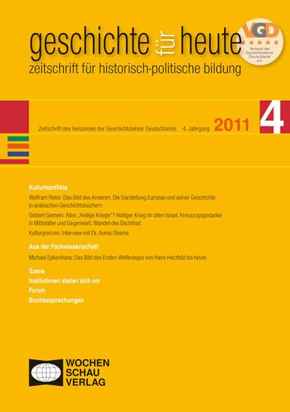 Geschichtsbilder im Wandel - Coverbild