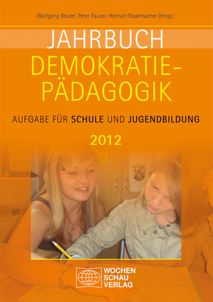 Jahrbuch Demokratiepädagogik 2012 - Coverbild