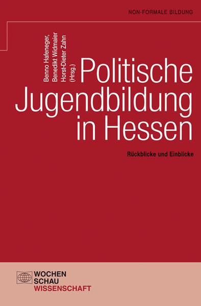 Politische Jugendbildung in Hessen - Coverbild