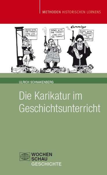 Die Karikatur im Geschichtsunterricht - Coverbild