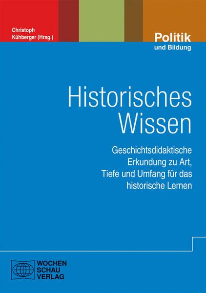 Historisches Wissen - Coverbild