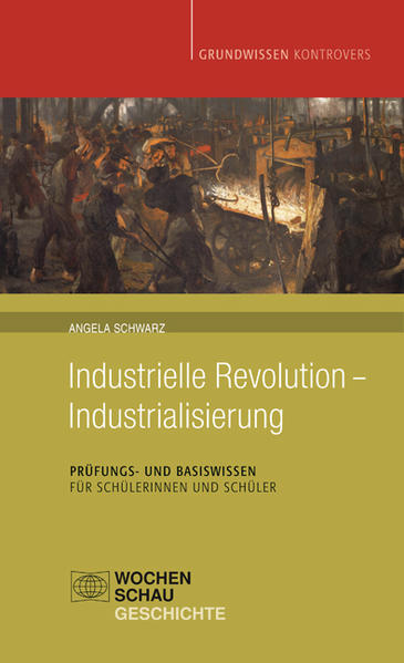Industrielle Revolution - Industrialisierung - Coverbild