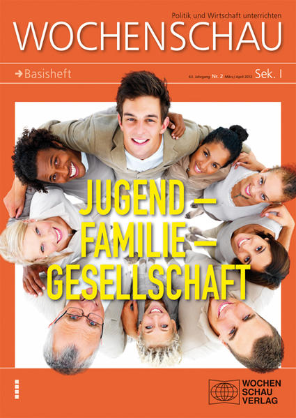 Jugend – Familie – Gesellschaft - Coverbild