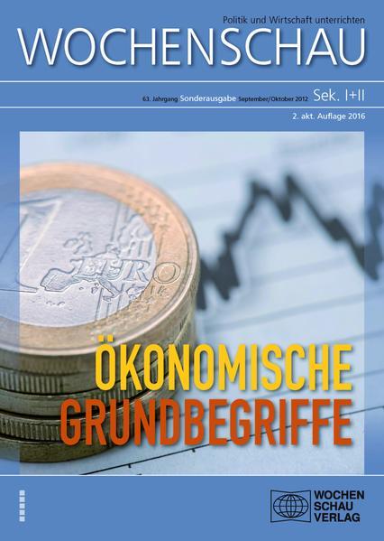 Ökonomische Grundbegriffe - Coverbild