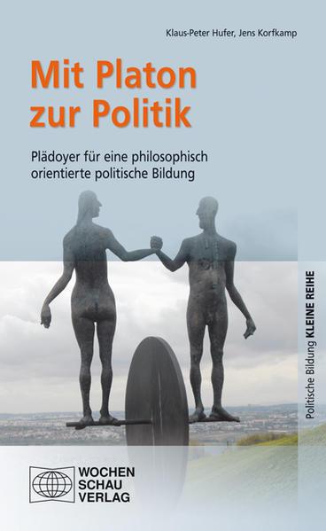 Mit Platon zur Poltitik - Coverbild