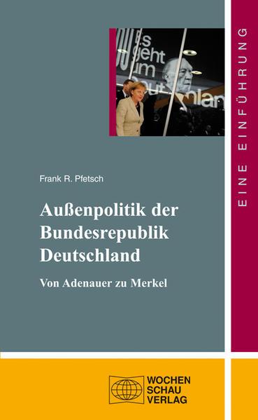 Die Außenpolitik der Bundesrepublik Deutschland - Coverbild