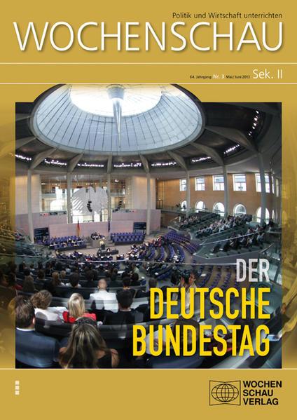 Der Deutsche Bundestag - Coverbild
