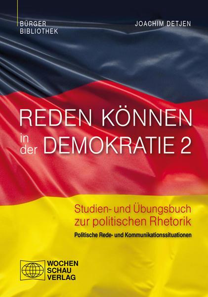 Reden können in der Demokratie 2 - Coverbild