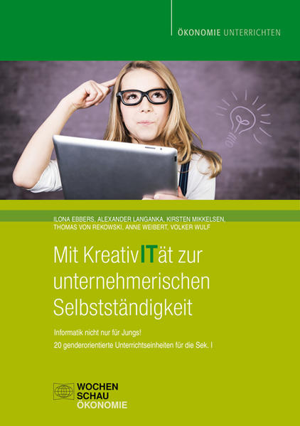 Mit KreativITät zur unternehmerischen Selbstständigkeit - Coverbild