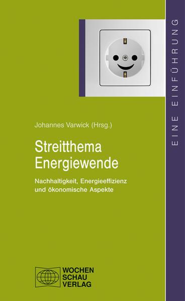Streitthema Energiewende - Coverbild