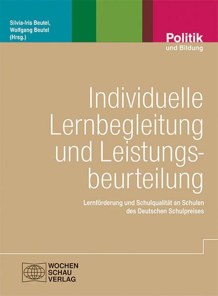 Individuelle Lernbegleitung und Leistungsbeurteilung - Coverbild