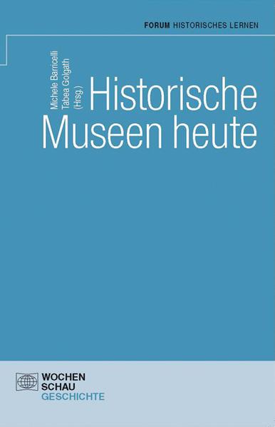 Historische Museen heute - Coverbild