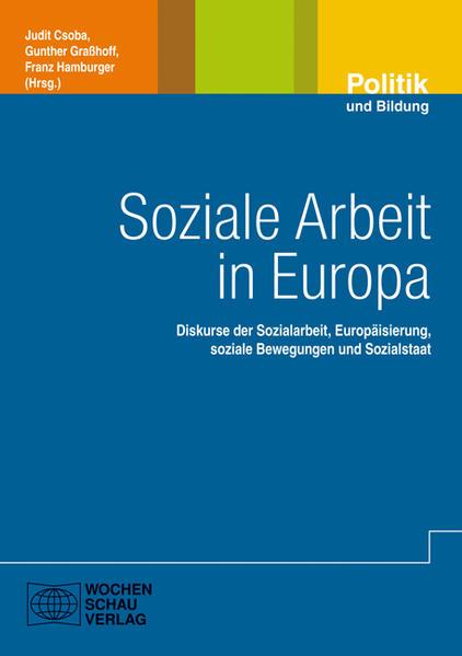 Soziale Arbeit in Europa - Coverbild