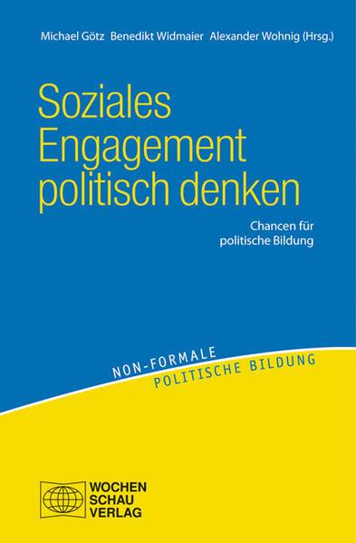 Soziales Engagement politisch denken - Coverbild