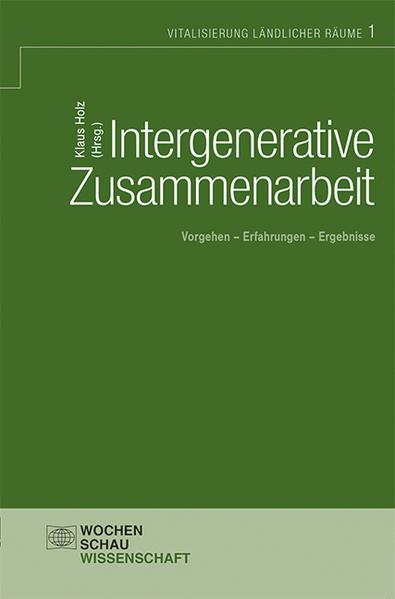Intergenerative Zusammenarbeit - Coverbild