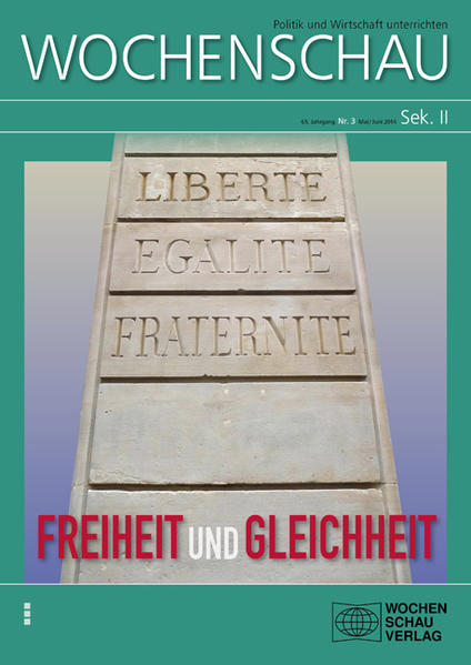 Freiheit und Gleichheit - Coverbild