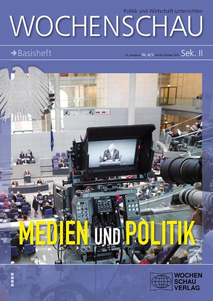 Medien und Politik - Coverbild