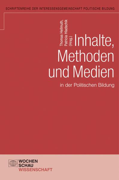 Inhalte, Methoden und Medien in der politischen Bildung - Coverbild
