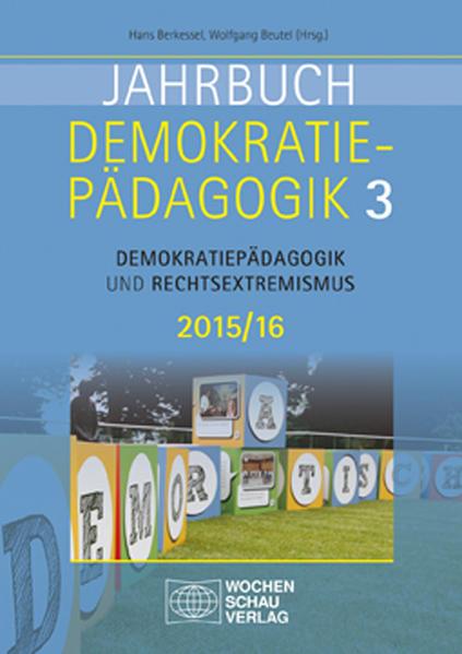 Jahrbuch Demokratiepädagogik Band 3/2015 - Coverbild