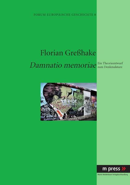 Damnatio memoriae - Coverbild
