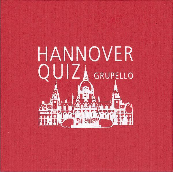 Hannover-Quiz - Coverbild