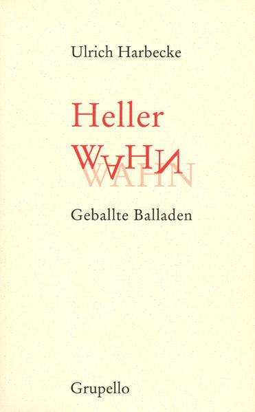 Heller Wahn - Coverbild