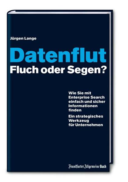 Datenflut – Fluch oder Segen? - Coverbild