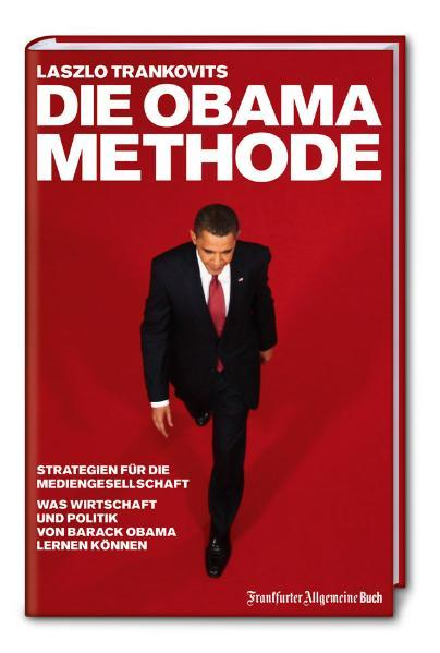 Die Obama-Methode - Coverbild