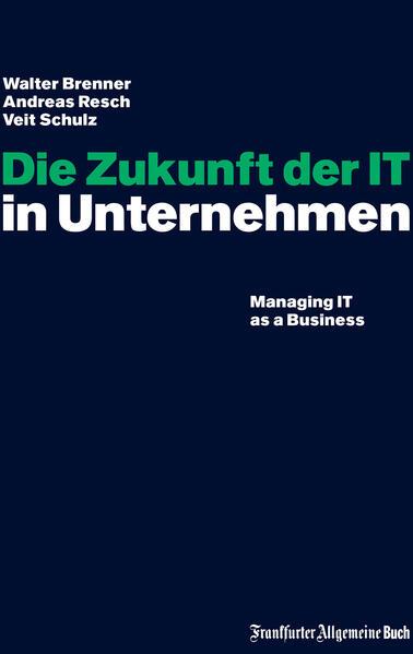 Die Zukunft der IT in Unternehmen - Coverbild