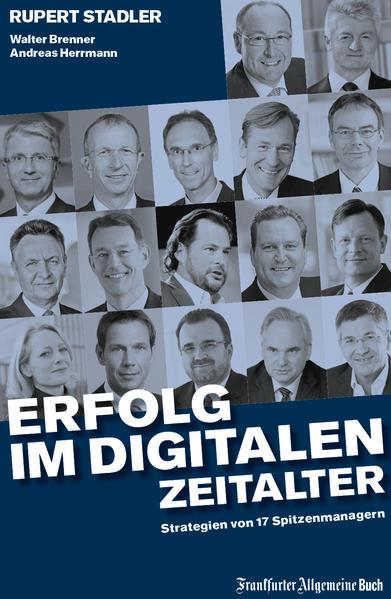 Erfolg im digitalen Zeitalter - Coverbild