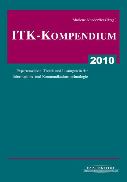ITK-Kompendium 2010 - Coverbild