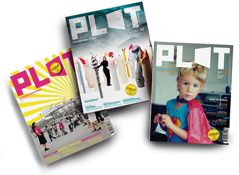 PLOT #13 - Coverbild
