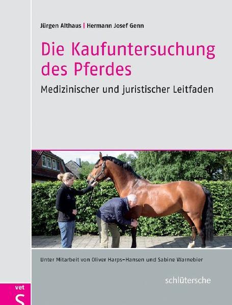 Die Kaufuntersuchung des Pferdes - Coverbild